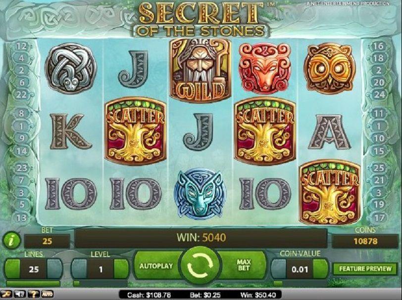 Secret of the stones screenshot