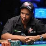 phil ivey giving his poker face