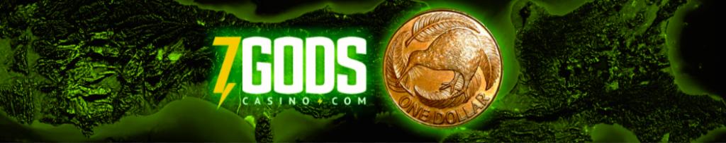 7 Gods Casino no deposit bonus