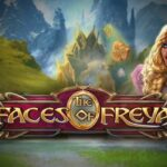 Faces of Freya slot