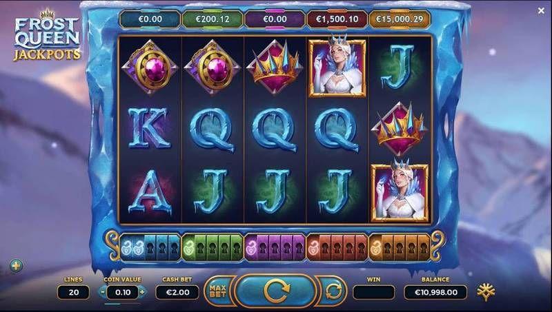 Frost Queen Jackpot slot
