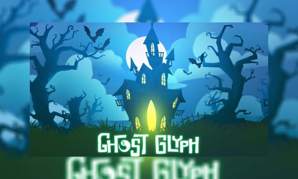 Ghost Glyph slot game