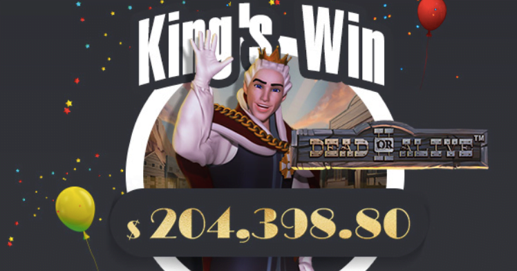King Billy - Big Win