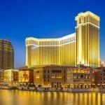 a luxurious casino resort