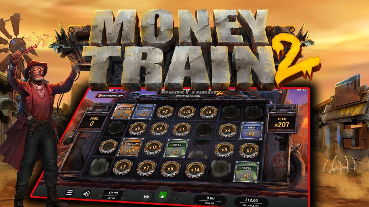 Money Train II Slot