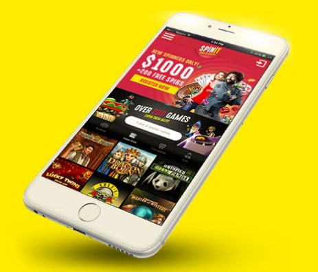 Spinit mobile casino