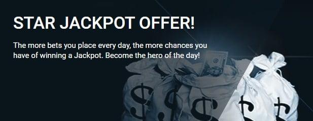 jackpot offer